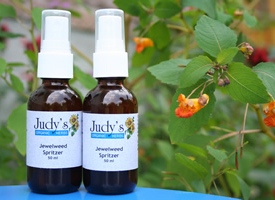 Jewelweed Spritzer